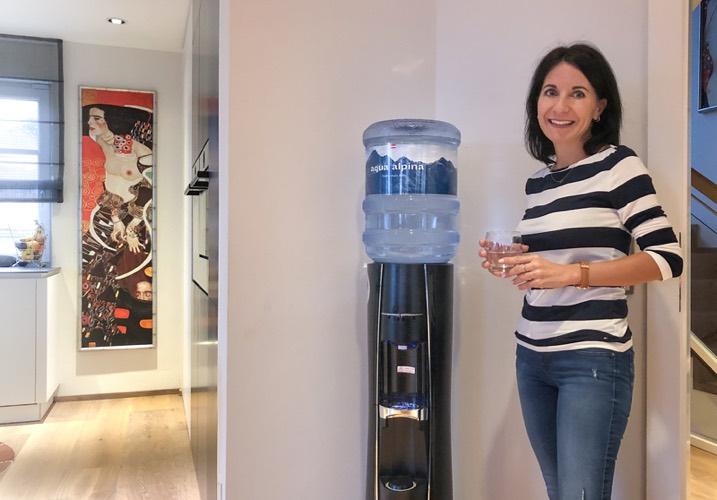 Warum mich der Wasserspender überzeugt