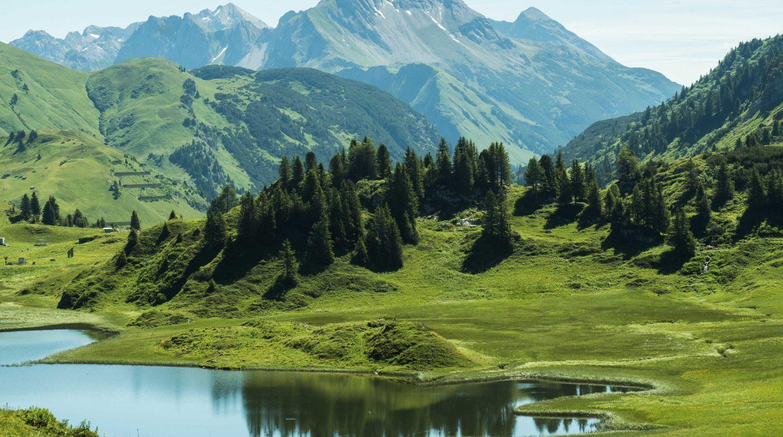 Aqua Alpina Kalbelesee