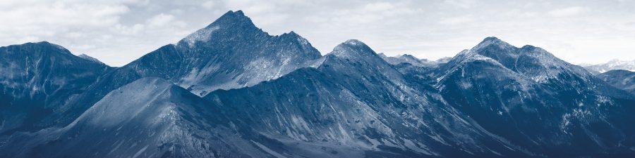 auqa alpina Bergkette