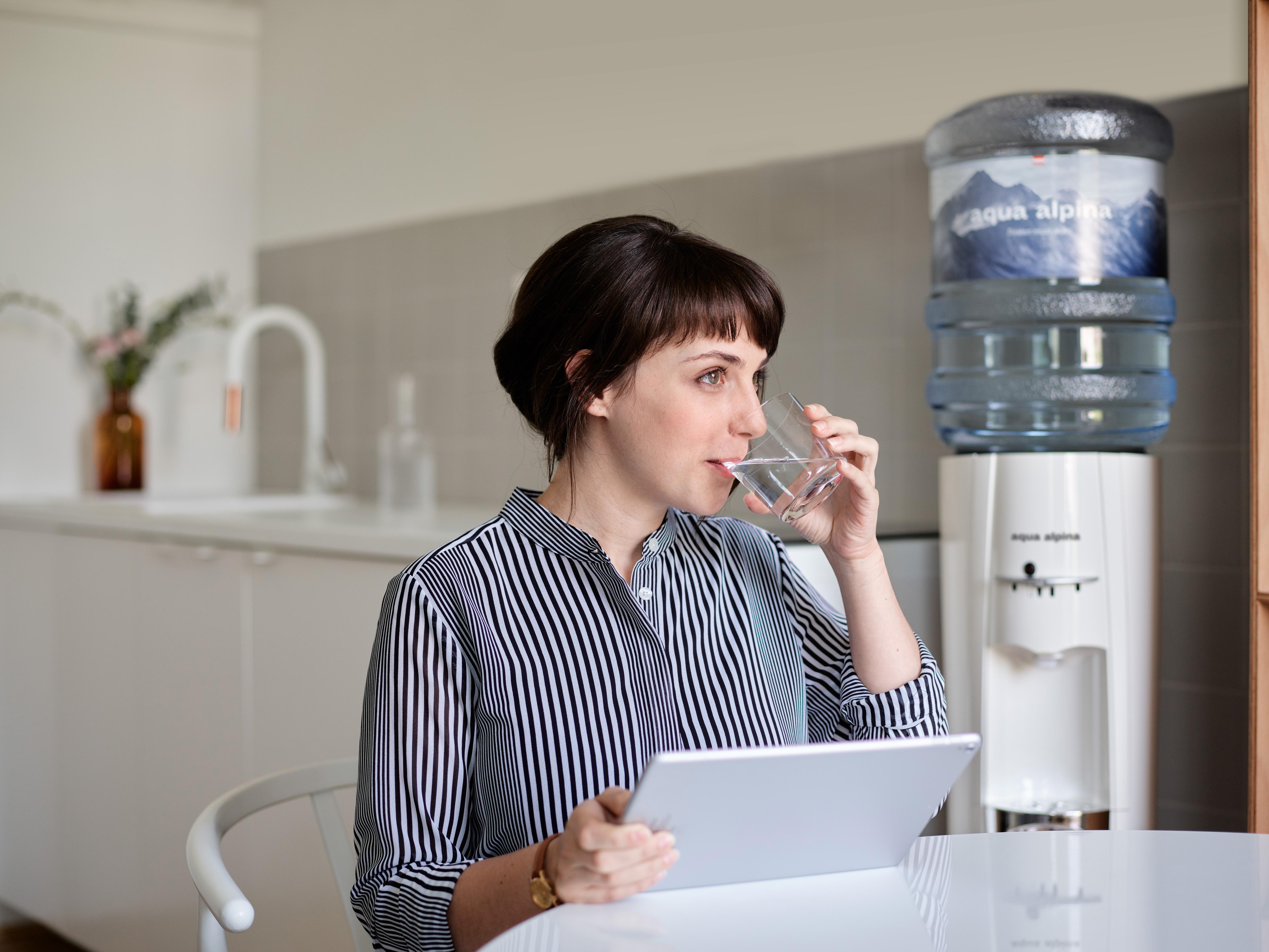 Wasserspender für Zuhause