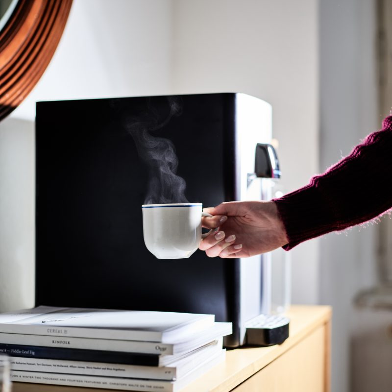 Festwasserspender Kaffee