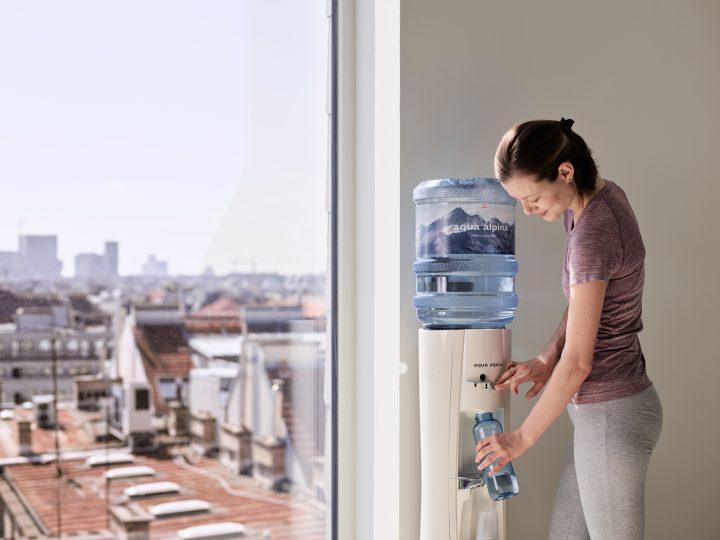 Wasserspender Zuhause