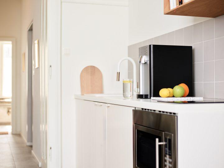 Wasserspender mit Soda und Installationsservice