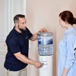 Wasserspender im Unternehmen