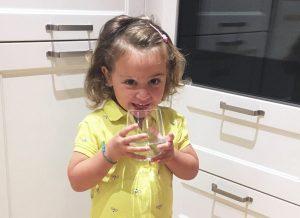 wieviel Wasser sollen Kinder trinken