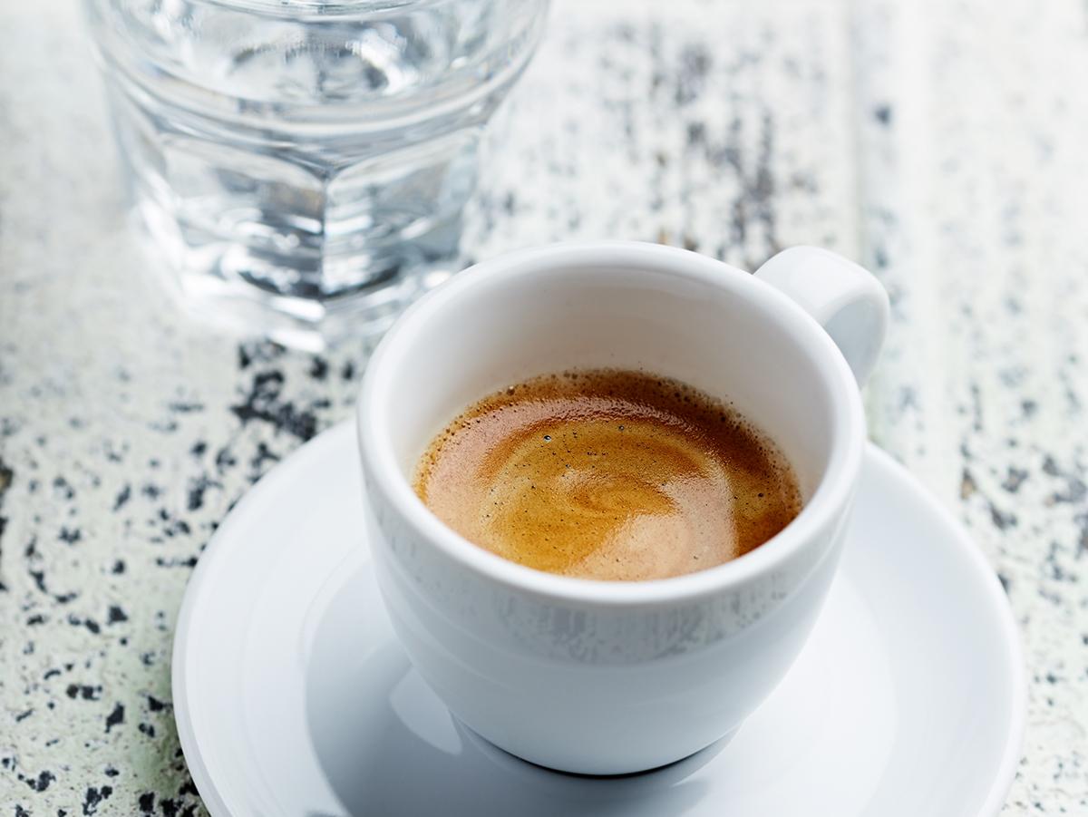 Kaffeegenuss durch hochwertiges Wasser