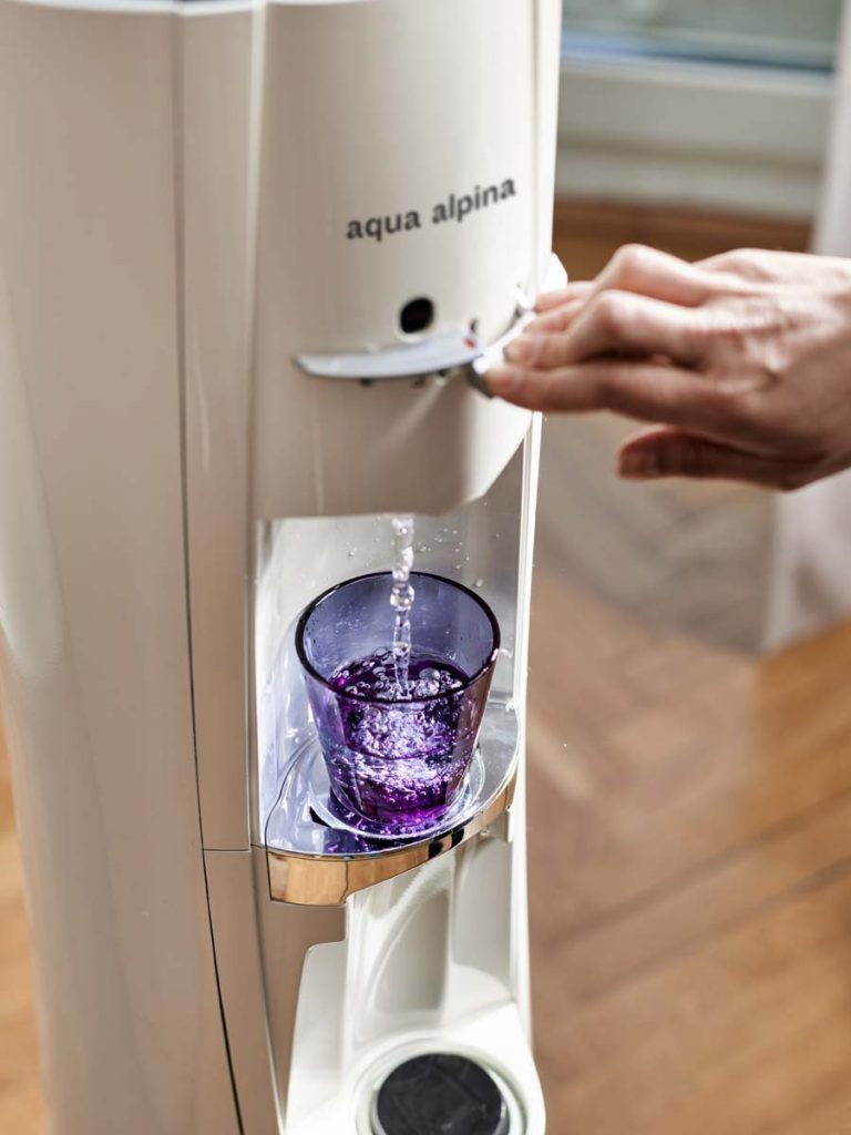 Aqua Alpina Wasserspender