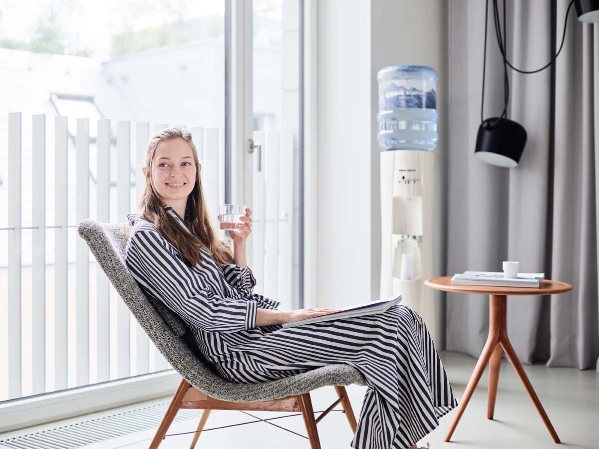 Wasserspender – Probieren, testen und genießen
