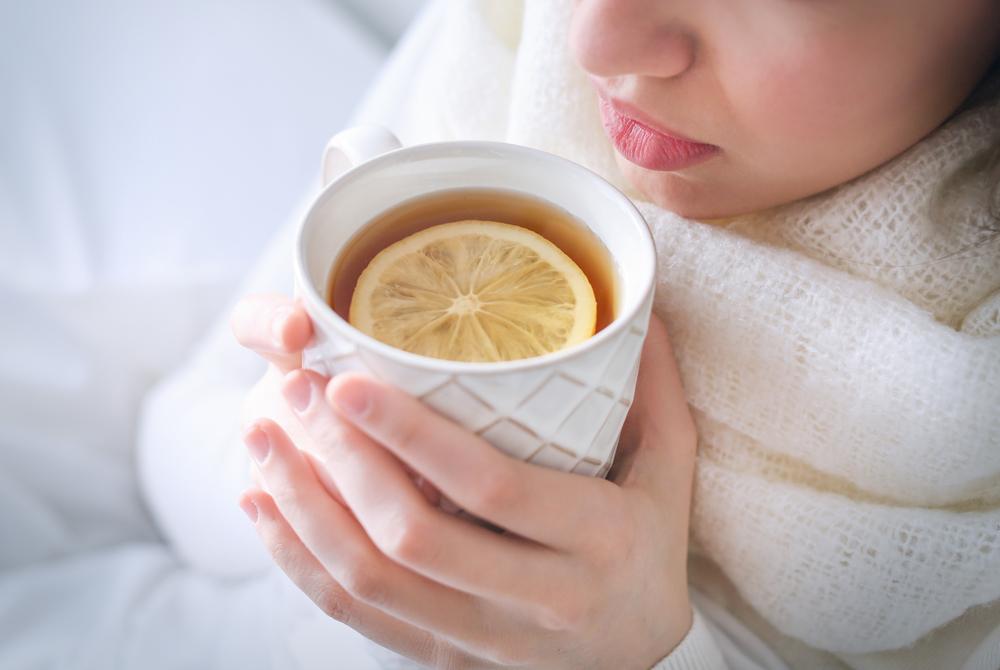 Regelmäßiges Trinken auch im Winter