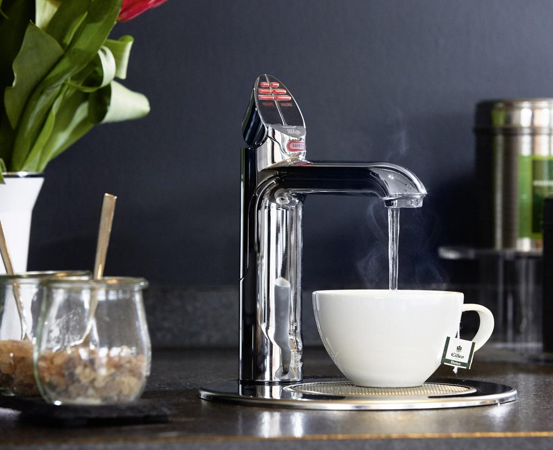 Trend-Produkt Heißwasserspender: Wenn es in der Küche schnell gehen muss