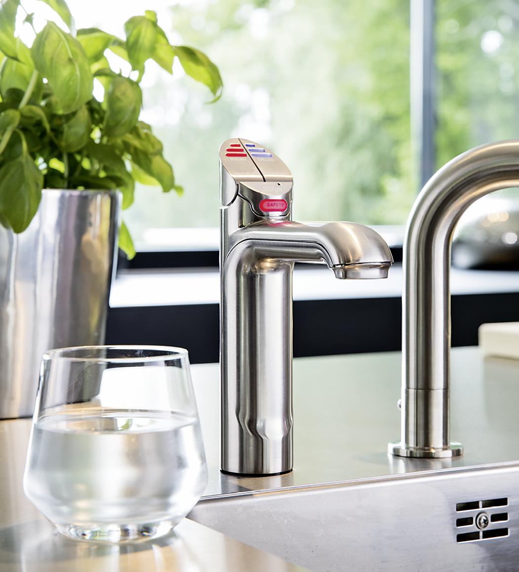 Soda Premium Touchless Wasserentnahme
