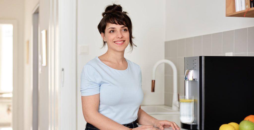 Wasserspender – Testen und genießen