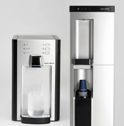 Festwasserspender