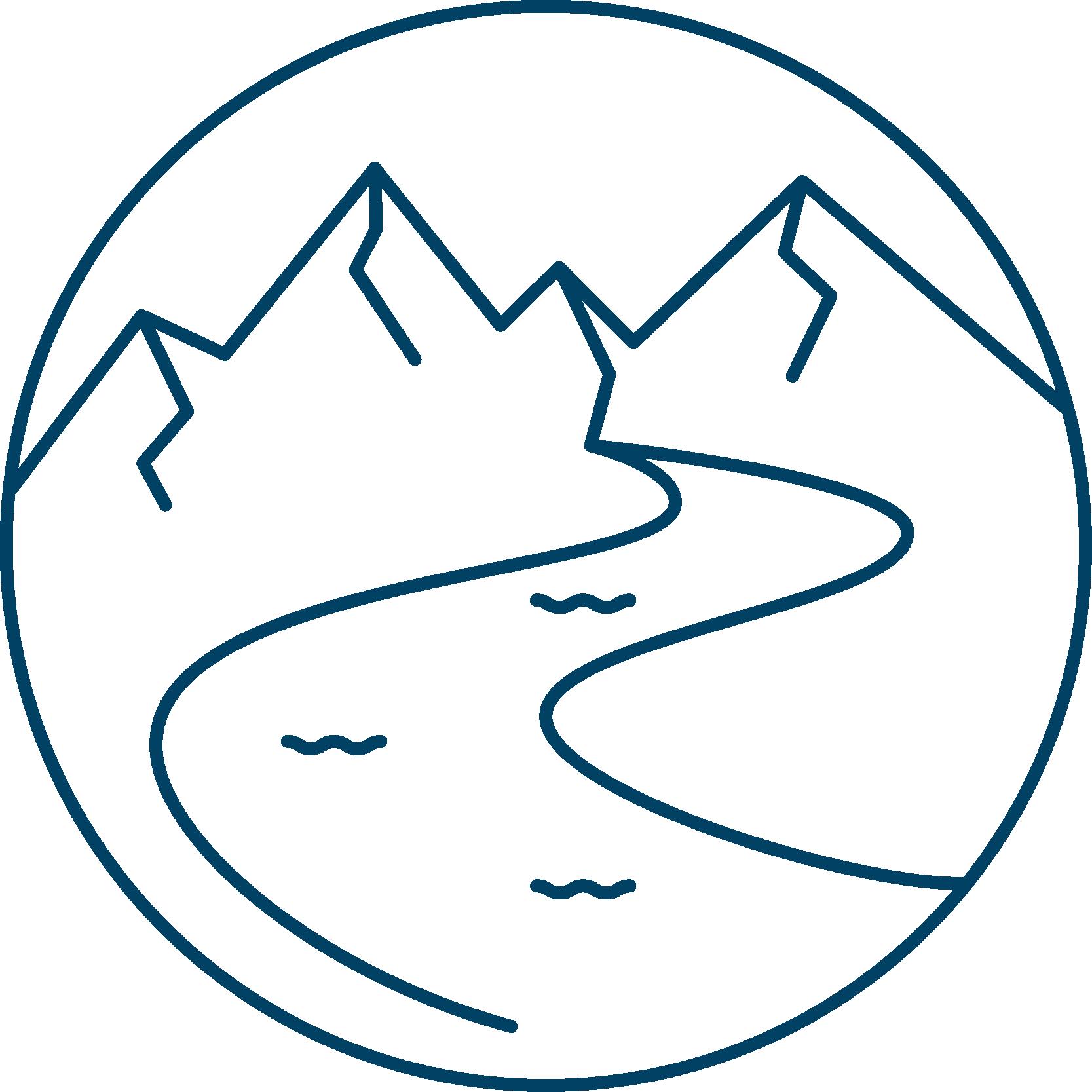 Icon aqua alpina quelle