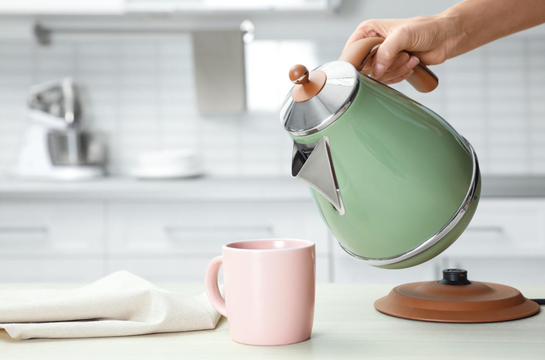 Wie heißes Wasser Ihren Alltag leichter macht
