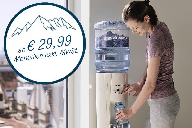 Alpenwasserspender Mit Preis