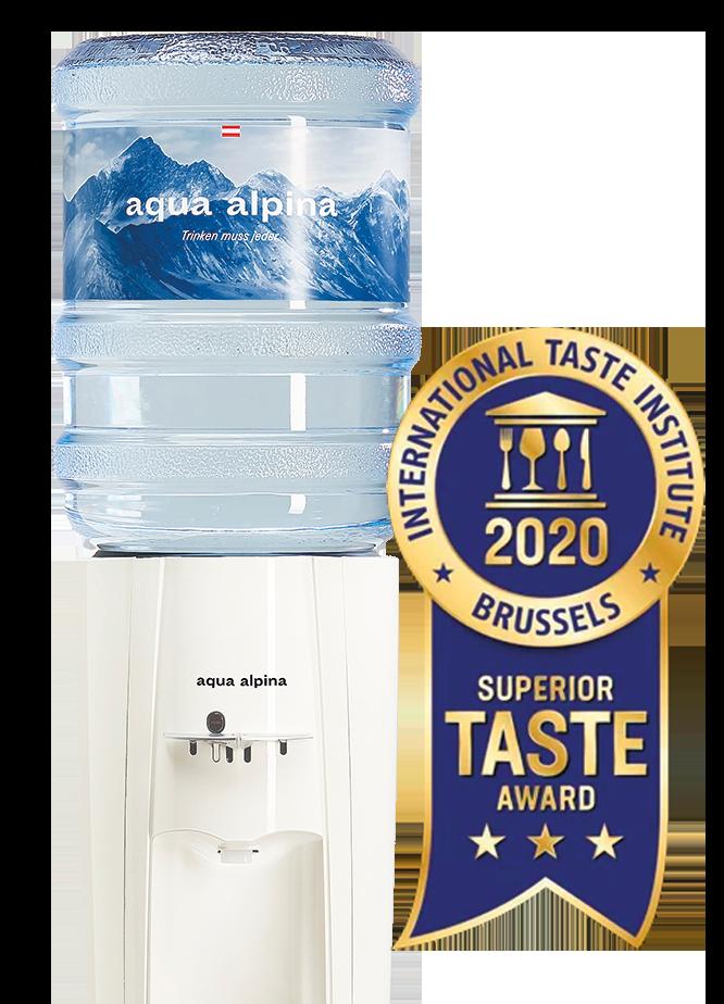 Produktbild Alpenwasserspender Slim